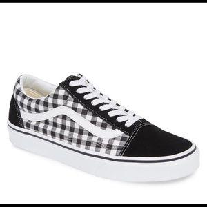Vans Old Skool Checkered 'Gingham' Shoes